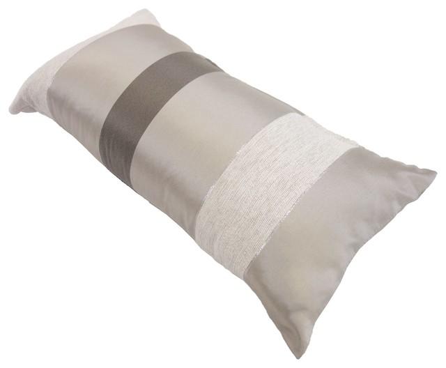 edimbourg coussin rectangulaire 30x50cm gris contemporain coussin par alin a mobilier d co. Black Bedroom Furniture Sets. Home Design Ideas