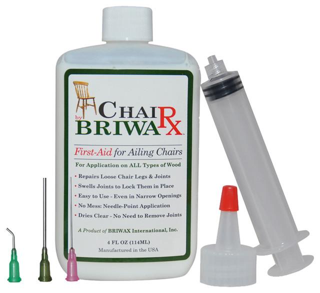 Briwax ChaiRX - Chair fix Repair Kit 4 oz - Traditional ...
