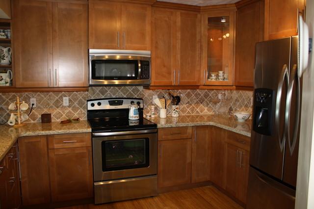 Branz 39 S Kitchen Cabinets Traditional Kitchen