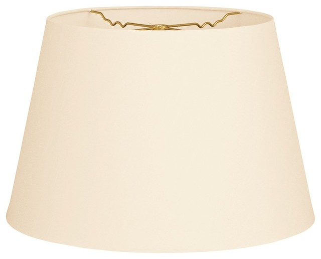 tapered shallow drum hardback lampshade modern lamp shades by. Black Bedroom Furniture Sets. Home Design Ideas