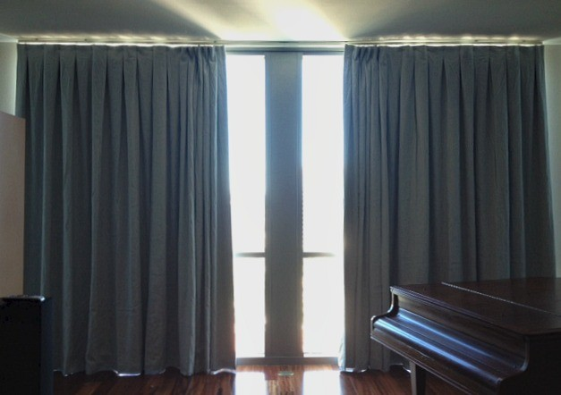Curtains Ideas curtain liner blackout : Curtain With Lining - Rooms