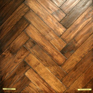 Hand Built Parquets And Patterns
