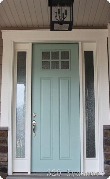 Front door and shutter colors for Garage door repair st petersburg