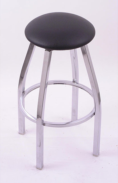 Cambridge Chrome 25 inch Backless Counter Swivel Stool  : contemporary bar stools and kitchen stools from www.houzz.co.uk size 412 x 640 jpeg 38kB