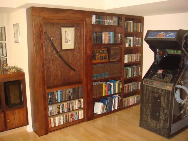 Invisidoor Hidden Door Bookcase Interior Doors By