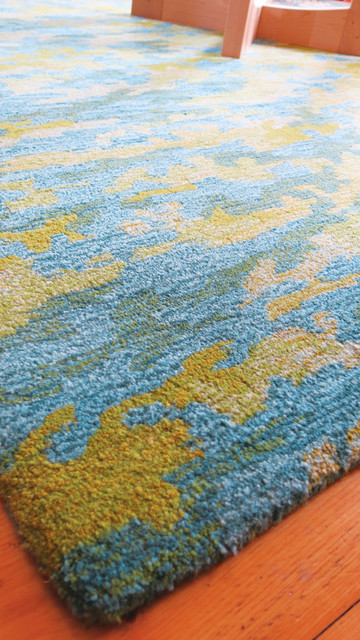 Borealis area rug by angela adams Angela adams rugs