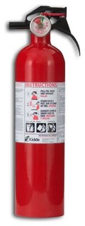 Kidde Multi Purpose Fire Extinguisher - Fire Protection - by Amazon