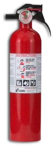 Small Kitchen Fire Extinguisher - Kitchen Design Ideas