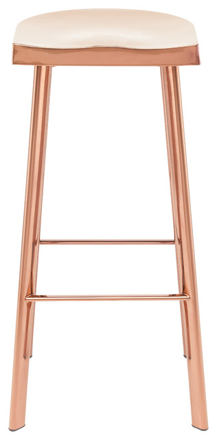 Icon Bar Stool Rose Gold Contemporary Bar Stools And  : contemporary bar stools and counter stools from houzz.com size 316 x 640 jpeg 27kB