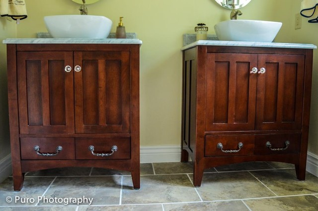 Walker Resident Contemporary Bathroom Vanities And Sink Consoles Orlando By Home Supply