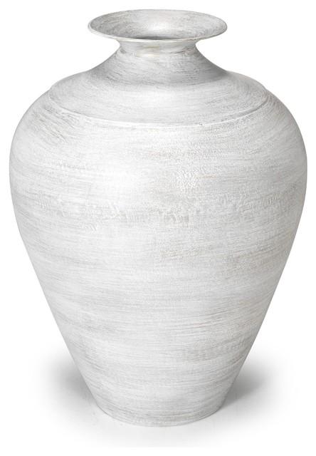 adam vase en m tal bross h58cm m diterran en vase par alin a mobilier d co. Black Bedroom Furniture Sets. Home Design Ideas