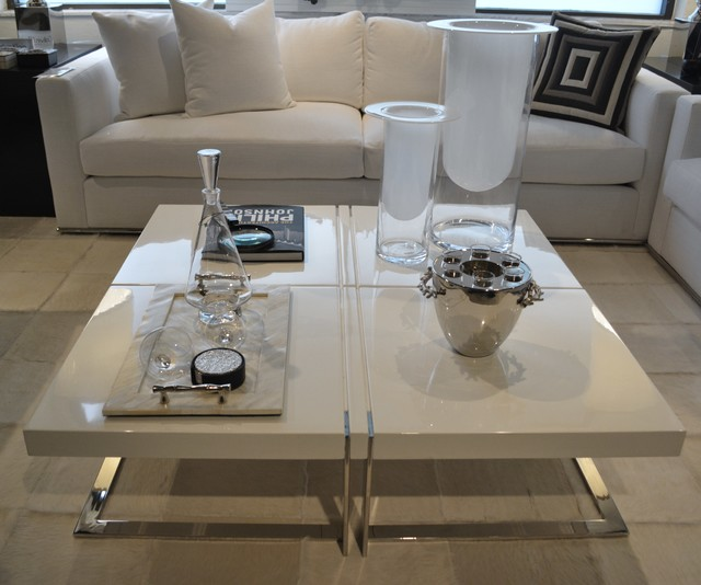 Showroom Pieces Modern Coffee Tables Miami By Kom Furniture