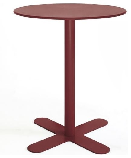 Table gueridon nice contemporain table de jardin bistrot other metro - Table de jardin contemporaine ...