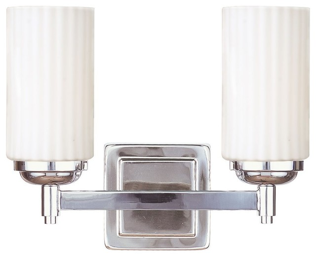 Bathroom Vanity Lights Contemporary : Livex Lighting LVX-1422-35 Bath Light - Contemporary - Bathroom Vanity Lighting