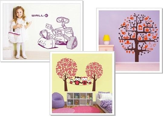 Infinity wall art designs moderno decorazioni da parete per bambini other metro di - Decorazioni parete bambini ...