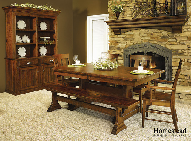 homestead furniture dining rooms transitional dining