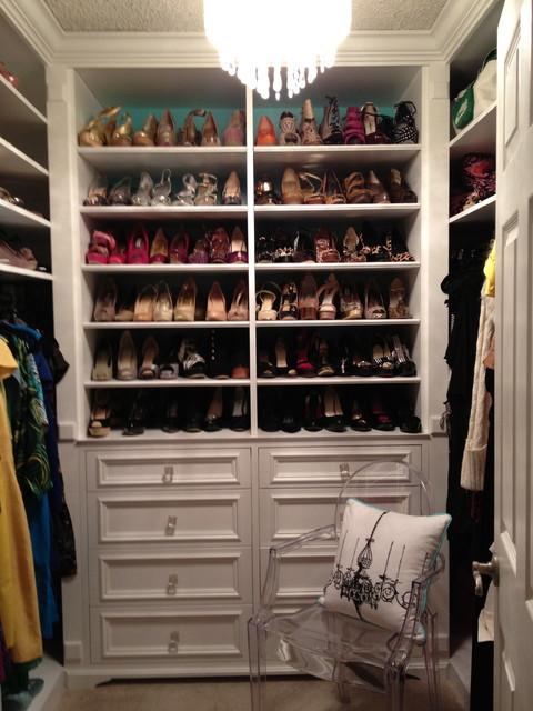 Custom closets los angeles custom closets traditional for Closet design los angeles