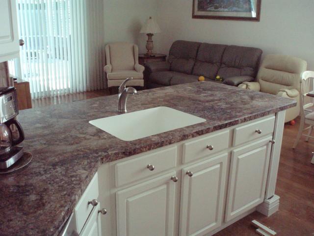 Kitchen Countertops Formica : ... Improvement / Building Materials / Countertops / Kitchen Countertops
