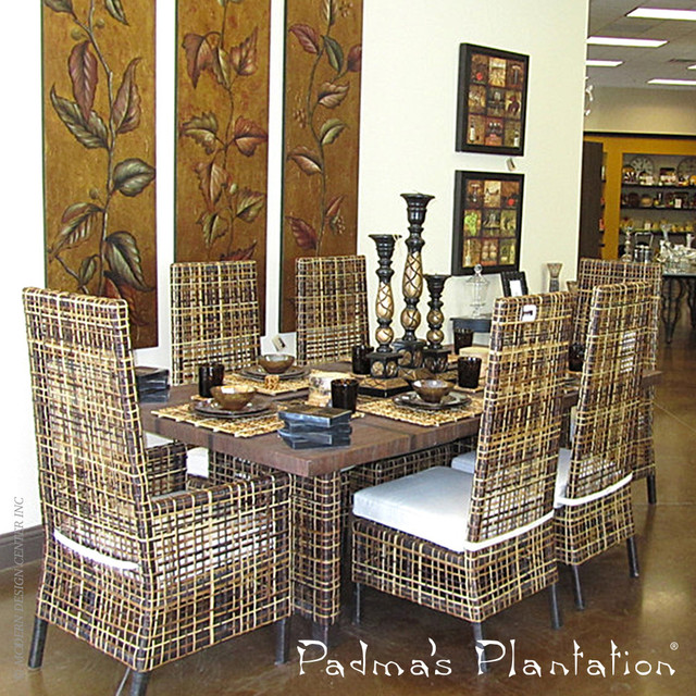 Exceptional Plantation Furniture Los Angeles #9: Padmau0026#39;s Plantation Emperor Dining Chair Modern-dining-chairs