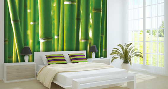 Wall murals asian wallpaper san francisco by for Asian mural wallpaper