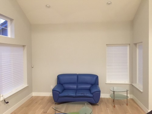 Curtains for vaulted ceilings