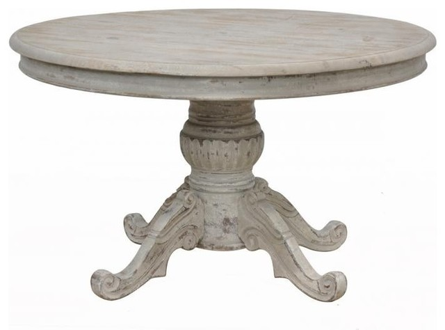 Classic Home Furniture Valmont 51quot 3 Leg Round Table  : traditional dining tables from www.houzz.com size 640 x 474 jpeg 35kB