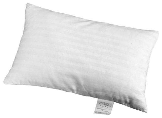 Ultra Modern Pillows : Baby Ultra Soft Pillow, Boy - Contemporary - Bed Pillows - by Qbedding