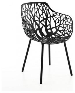 forest outdoor sessel bauhaus look outdoor gartenm bel von. Black Bedroom Furniture Sets. Home Design Ideas