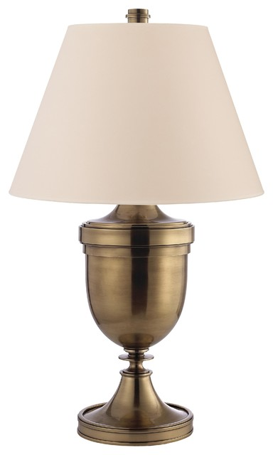 Hudson Valley L396 Vb 1 Light Small Table Lamprhinecliff Collection Traditional Table Lamps