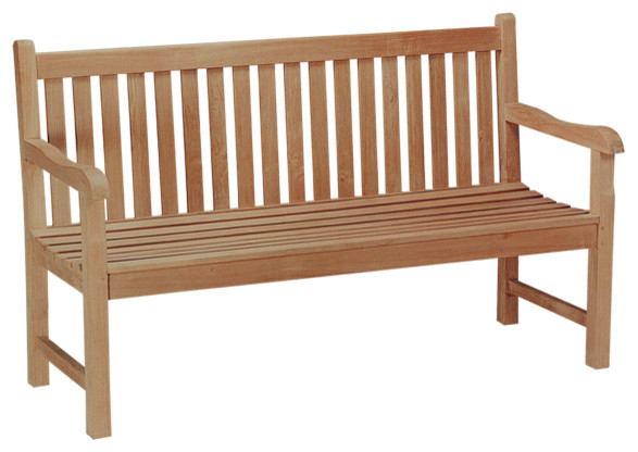 59 quot  classic bench farmhouse outdoor benches by Farmhouse Table Plans Farmhouse Table Plans
