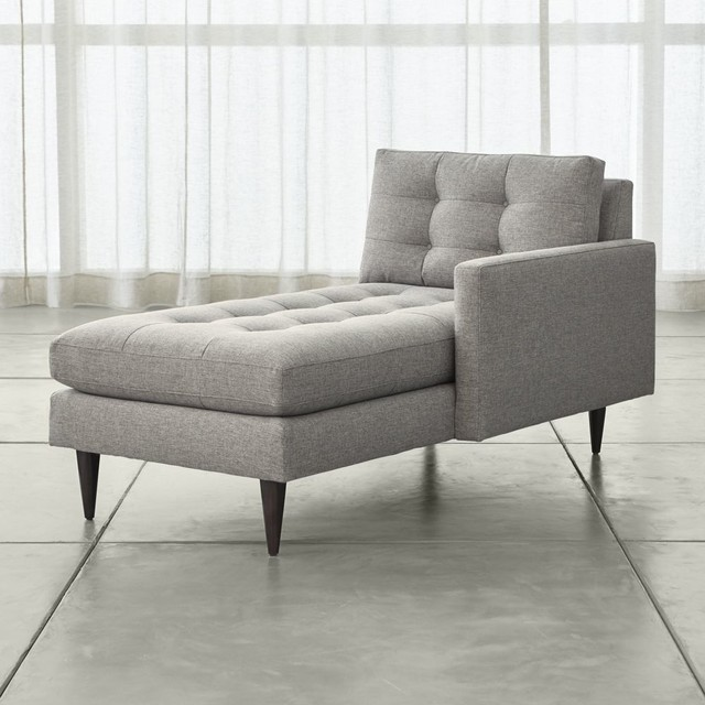 Petrie Right Arm Chaise Lounge Indoor Chaise Lounge Chairs By Crate B