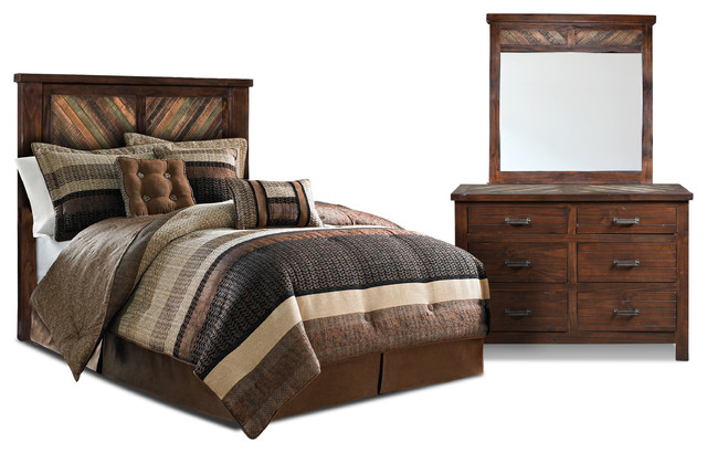 sunset trading 3 piece riviera bedroom set bedroom furniture sets