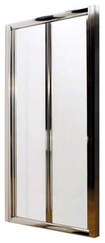 Pacific Bi Fold Shower Door 700 Modern Shower Screens