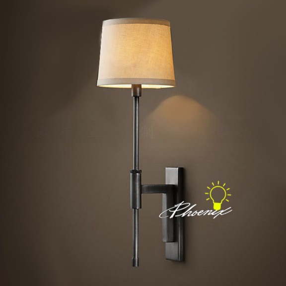 Wall Sconces Height From Floor : LOFT Antique adjustable Height Wall Sconce and Lamp - Contemporary - Wall Sconces - new york ...