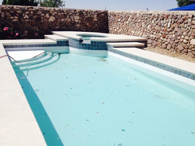 El paso tx for Pool design el paso tx