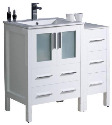 Storage amp organisation storage furniture bathroom vanity units