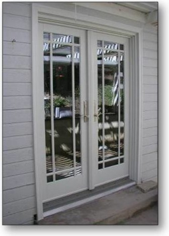 ... Doors - Traditional - orange county - by Dial One Window Replacement