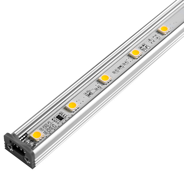 LBFA LuxBar series LED Linear Light Bar Fixture - Contemporary - Undercabinet Lighting - by ...