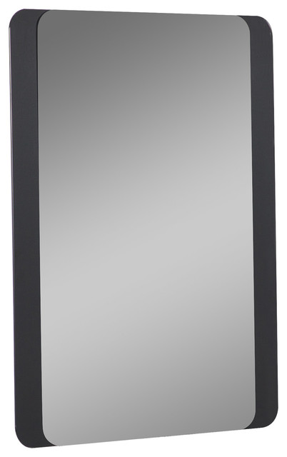 Elegant 48quot Commerford Vanity Mirror  Transitional  Bathroom Mirrors  By
