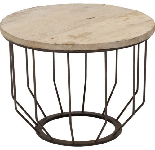 Eclectic Coffee Tables: Side Tables And End Tables