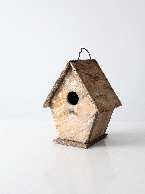 Vintage Bird House 69