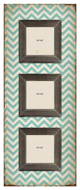 3 slot picture frames