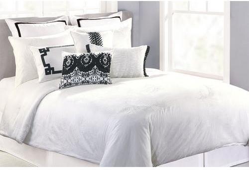 Nanette Lepore Peacock White Comforter Set