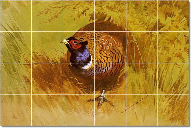 Pheasant Kitchen Tiles