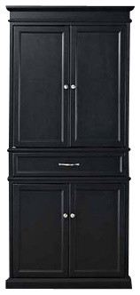 Parsons Pantry - Traditional - Pantry Cabinets - by Pot ...