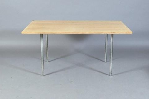 Vintage esszimmertisch von poul kjaerholm f r kold for Vintage esszimmertisch
