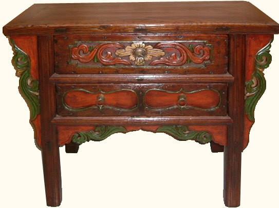 Oriental antique buffet for Oriental furniture australia