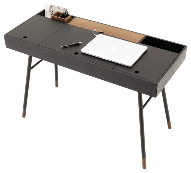 boconcept cupertino desk contemporain meuble bureau et secr taire other metro par. Black Bedroom Furniture Sets. Home Design Ideas