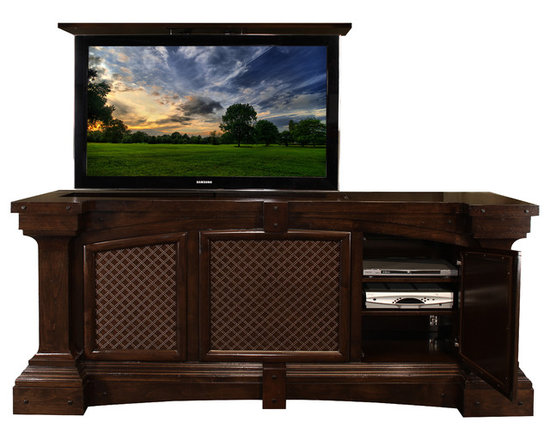Motorized Tv Cabinet Home Design Ideas, Pictures, Remodel and Decor