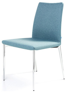 frame side chair by b t design modern dining chairs new york